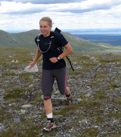 Running in Bydalen