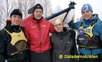 Training camp - Team for the PER 2004, © Dalademokraten, BONS NISSE ANDERSSON