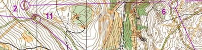 GB WOC selection races (11/07/2015)