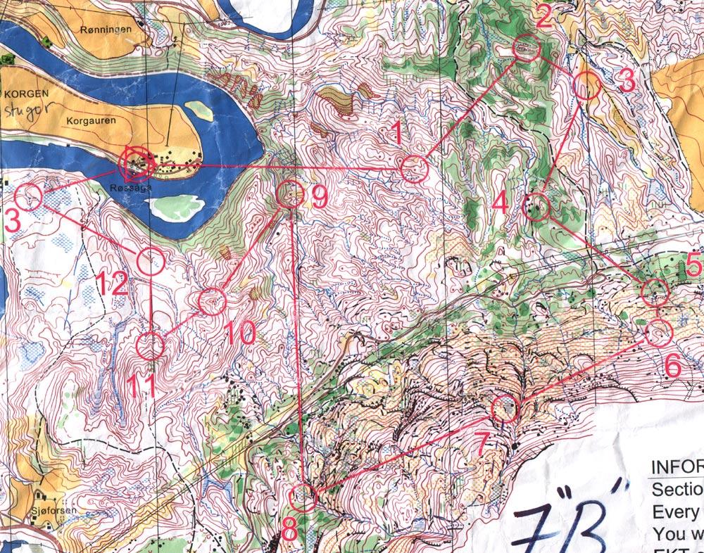 Eva Jurenikova - orienteering & adventure racing / Maps